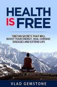 Your Health is Free - Book cover