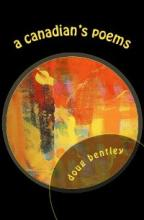 A Canadian's Poems- Book Cover
