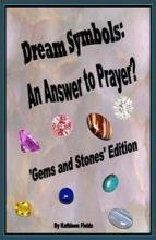 Dream Symbols: An Answer to Prayer? 'Gems and Stones' - Book cover