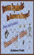 Dream Symbols: An Answer to Prayer? 'Human Body' (Parts and Actions) - Book cover