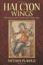 Halcyon Wings - Book Cover