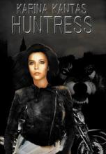 Huntress - Book Image Did Not Load!
