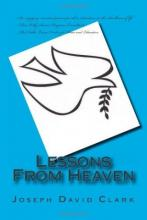 Lessons From Heaven - Book cover