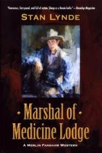 Marshal of Medicine Lodge - Book cover