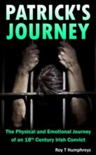 Patrick's Journey - book image did not load!