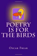 Poetry is for the Birds (book cover)