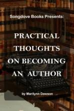 Practical Thoughts on Becoming an Author - Book Cover