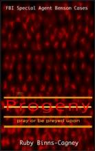 Progeny (The FBI Nick Benson Cases) book cover