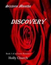 Sixteen Months, Discovery - Book Cover