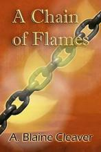 A Chain of Flames - Book Cover