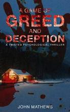 A Game of Greed and Deception - Book cover