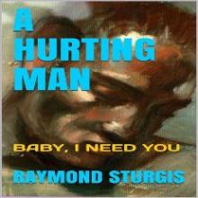 A Hurting Man - Audio book cover