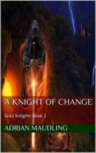 A Knight of Change - Book cover