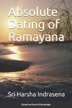 Absolute Dating of Ramayana - Book cover