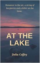 At The Lake - Book cover