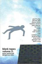 Blank Tapes Volume 2 - Book cover