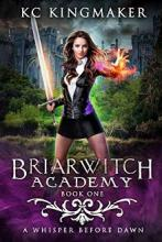 Briarwitch Academy 1 - Book cover