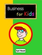 Business for Kids - Book cover