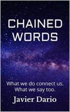 Chained Words - Book cover