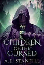 Children Of The Cursed - Book cover