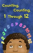 Counting, Counting, 1 Through 12 - Book cover