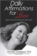 Daily Affirmations for Love - Book cover
