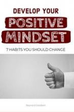 Develop Your Positive Mindset - Book cover