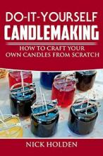 Do-It-Yourself Candlemaking - Book cover
