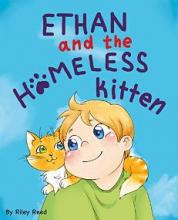 Ethan and The Homeless Kitten - Book cover