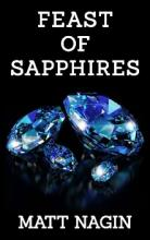 Feast of Sapphires - Book cover