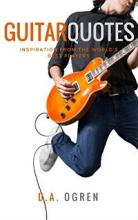 Guitar Quotes: Inspiration from the World's Best Players - Book Cover