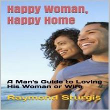Happy Woman, Happy Home - Audio book cover