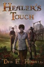 Healer's Touch - Book cover