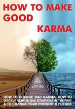 How To Make Good Karma - Book cover