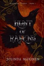 Hunt of Ravens - Book cover