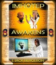 Imhotep Awakens - Book cover
