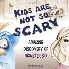 Kids Are Not So Scary - Book cover