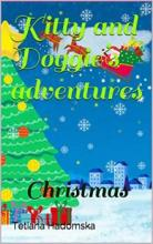 Kitty and Doggie's adventures: Christmas - Book cover