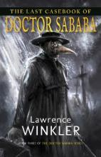 The Last Casebook of Doctor Sababa - Book cover