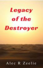 Legacy of the Destroyer - Book cover