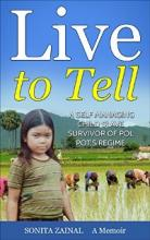 Live to Tell - Book cover