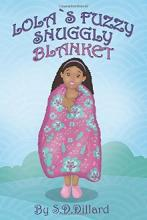Lola's Fuzzy Snuggly Blanket - Book cover