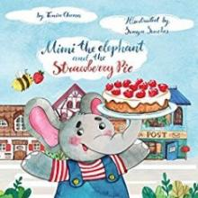 Mimi the Elephant and the Strawberry Pie - Book cover