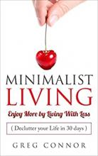 Minimalist Living - Book Cover