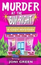 Murder at the Buy-Right - Book cover