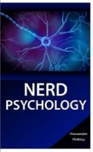 Nerd Psychology (book) by Alexander Hinkley