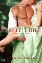 Night Thief (book) by Lisa Kessler