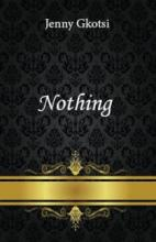 Nothing - Book cover
