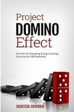 Project Domino Effect - Book cover