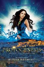 Protogenesis: Before The Beginning - Book cover